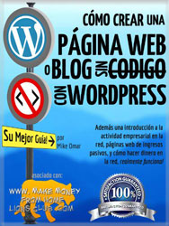 libro de como crear un blog con wordpress