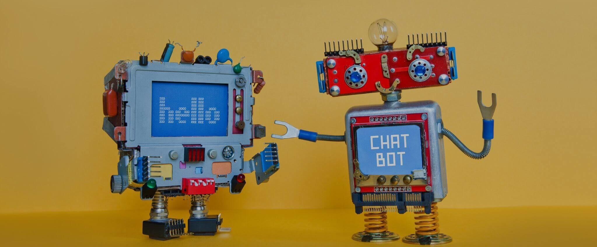 ideas de negocios online de chatbot