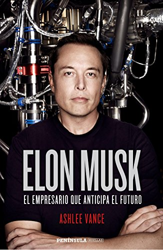 Elon Musk en libros de liderazgo