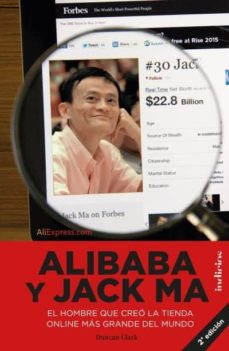 libros de liderazgo de Alibaba y Jack ma
