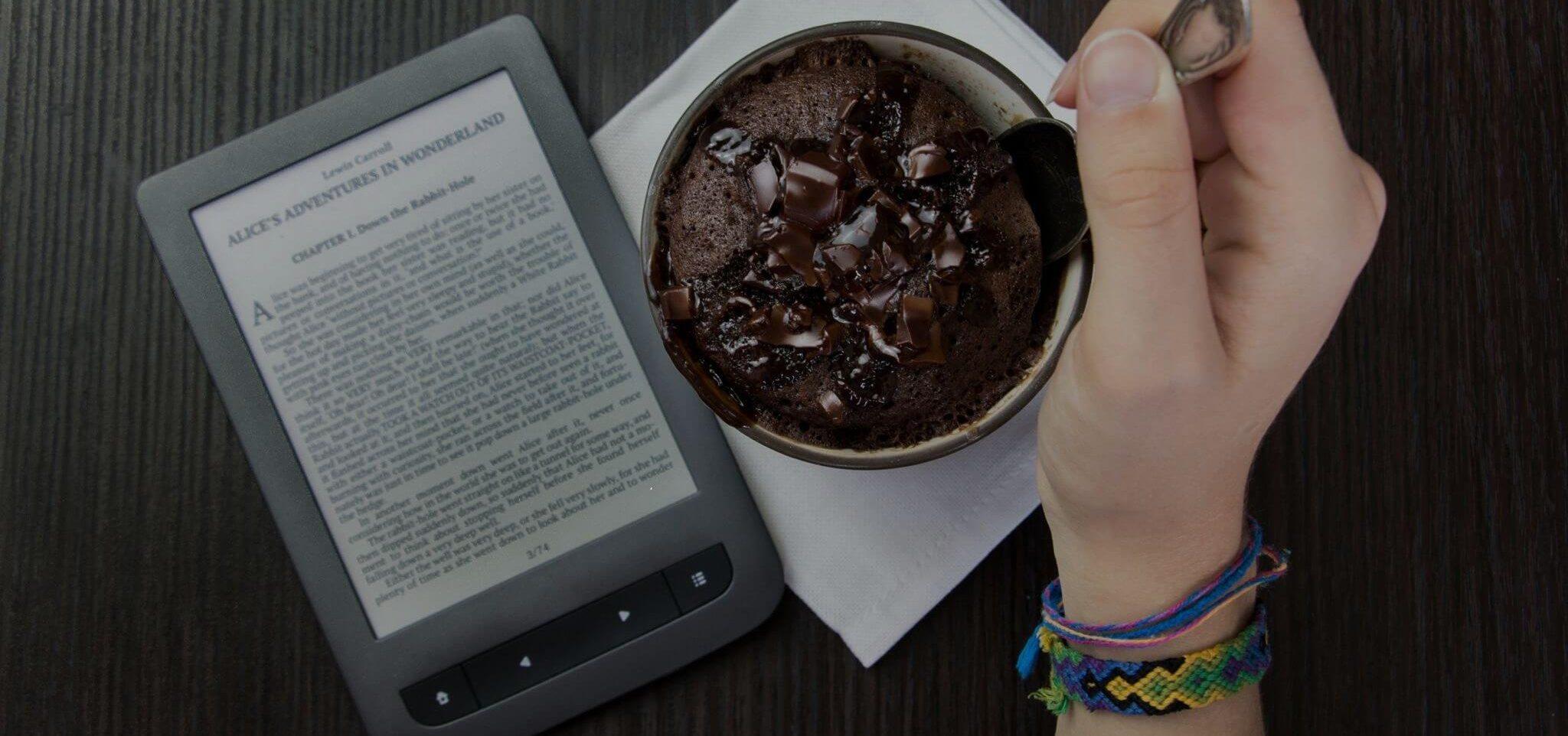Escribir un ebook