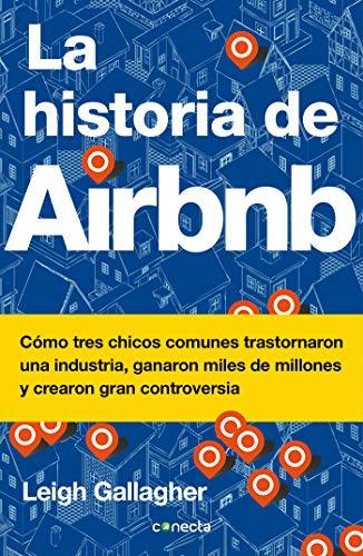 libro de la historia de airbnb