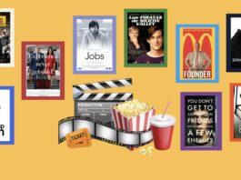 mejores películas para emprendedores