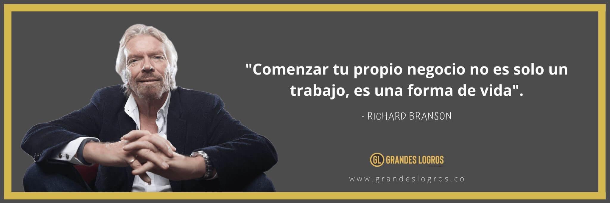 frases de Richard Branson sobre integridad