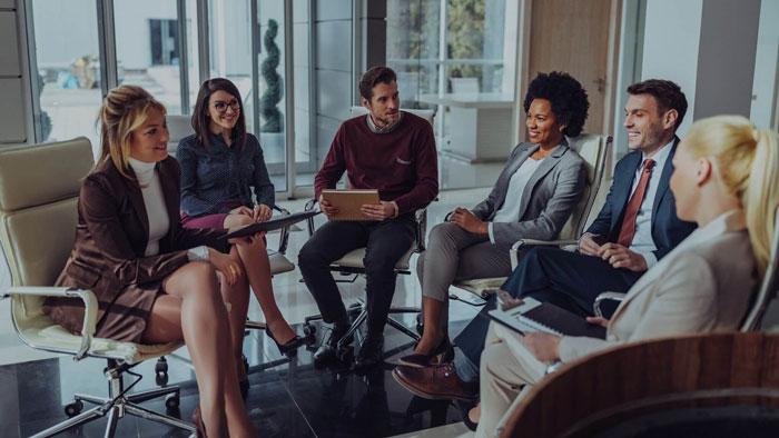 involucra a los trabajadores para la motivación en una empresa