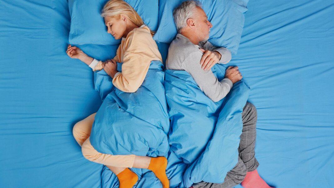 cómo dormir rápido y bien