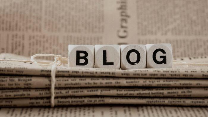 trabaja con tu blog por Internet