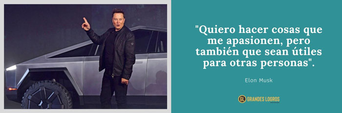 las mejores frases de Elon Musk