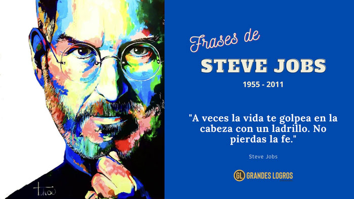 frases de Steve Jobs sobre la vida