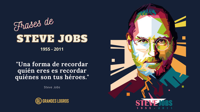 las mejores frases de Steve Jobs