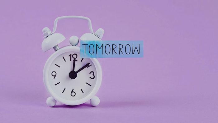 sí es posible evitar la procrastinación