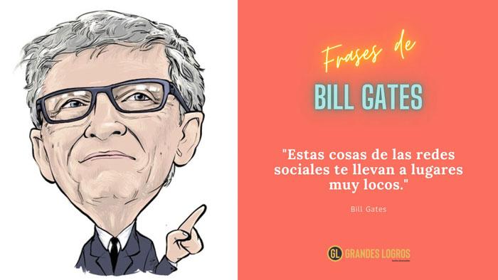 frases de Bill Gates sobre la tecnología y Microsoft