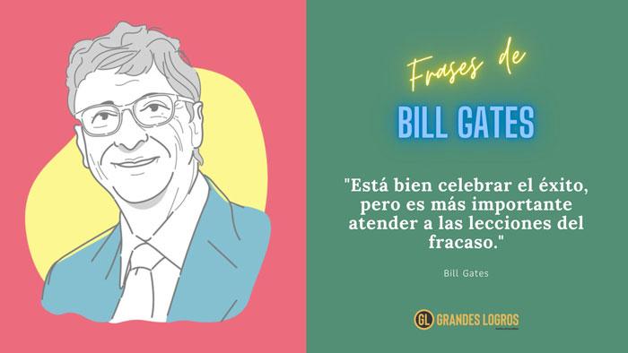frases de Bill Gates sobre la vida