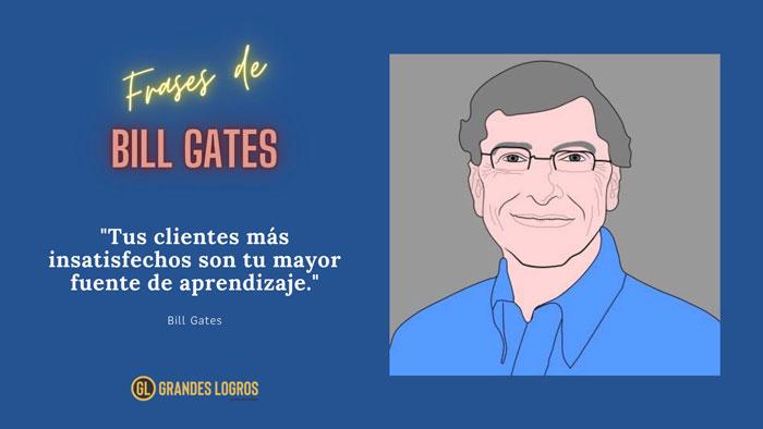 frases de Bill Gates sobre los negocios